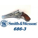 Smith & Wesson 686-3 in 357M